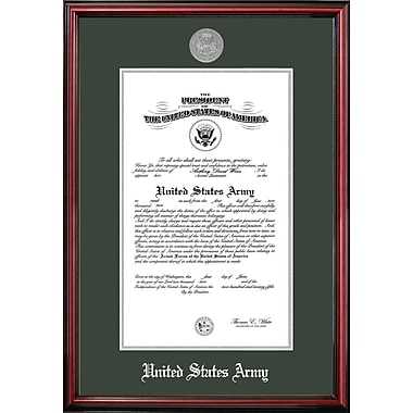 PATF Army Certificate Petite Picture Frame; 11'' x 14''
