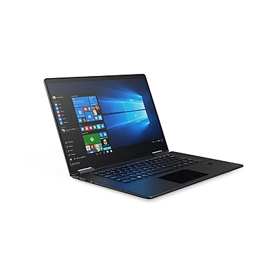 Lenovo - Portatif à écran tactile Yoga 710 80V5000XCF 15,6 po, 2,5 GHz Intel Core i5-7200U, SSD 256 Go, 8 Go RAM, Windows 10