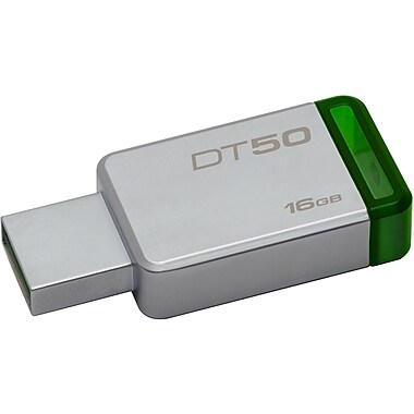 Kingston – Clé USB 3.0 DataTraveler de 16 Go (DT50/16Go)