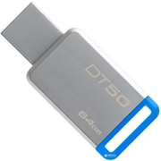 Kingston DataTraveler USB 3.0 Flash Drive, 64 GB (DT50/64GB )