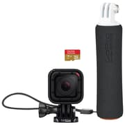 GoPro HERO Session Waterproof HD Action Camera Bundle – Available in Select Stores (CHDCQ-102)