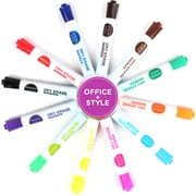 Office + Style Whiteboard Markers, 12 pcs