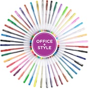 Office + Style Gel Pens 48 pack