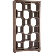 Gracie Oaks Chadstone 91'' Cube Unit Bookcase