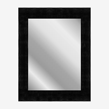 Hitchcock Butterfield Company Midnight Wall Mirror; 48'' H x 38'' W