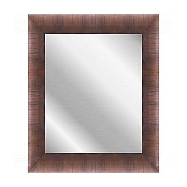 Hitchcock Butterfield Company Highland Scottish Wall Mirror; 44'' H x 32'' W