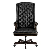 Offex High-Back Executive Chair; Black