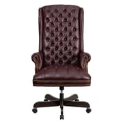 Offex High-Back Executive Chair; Burgundy