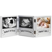 VonHaus Triple Photo Picture Frame