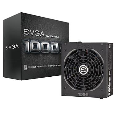 EVGA – Bloc d'alimentation 80 Plus Platinum SuperNOVA P2 de 1000 W (220-PS-1000-V1)