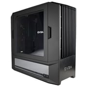 EVGA DG 85  ATX Full Tower Gaming Computer Case, Grey (100-E1-1000-K0)