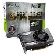 EVGA GeForce® GTX1060 SC 6 GB GDDR5 Graphics Card (06G-P4-6163-KR)