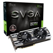 EVGA GeForce® GTX1070 8 GB GDDR5 Graphics Card (08G-P4-6171-KR)