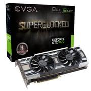 EVGA GeForce® GTX1070 SC 8 GB GDDR5 Graphics Card (08G-P4-6173-KR)