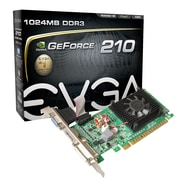 EVGA GeForce® 210 1 GB SDDR3 Graphics Card (01G-P3-1312-LR)
