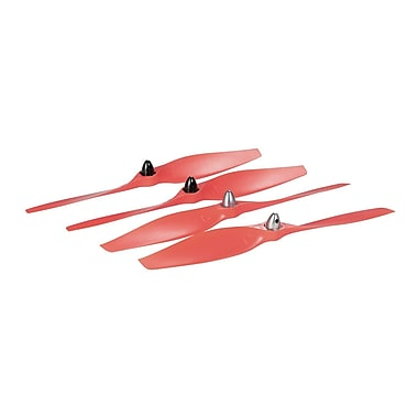 Ehang Ghostdrone 2.0 Replacement Drone Propellers, Red, 4/Pack (GPLS200R00)