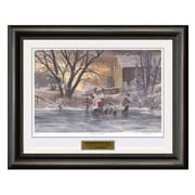 Heritage Hockey Remember The Goal: Paul Henderson Signed Limited Edition Framed Print (20019)