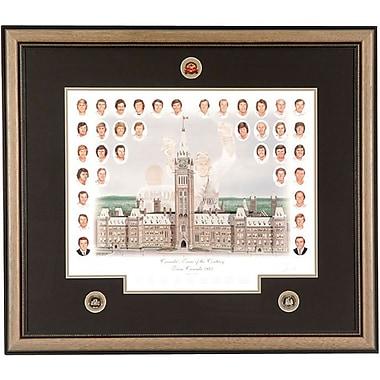 Heritage Hockey Canada's Team of the Century Team Canada Plaque (20095)