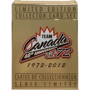 Heritage Hockey Team Canada 1972 40th Anniversary Card Set (20302)