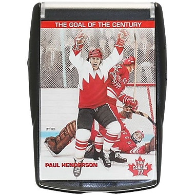 Heritage Hockey Paul Henderson Team Canada 1972 Talking Card (20357)