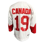 Heritage Hockey Paul Henderson Signed Team Canada 1972 Summit Series Jersey (20412)