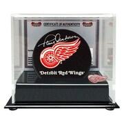 Heritage Hockey – Rondelle des Red Wings de Détroit signée par Paul Henderson (20522)