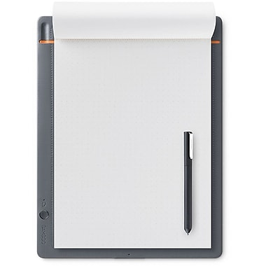 Wacom – Bloc-notes intelligent Bamboo Slate, grand