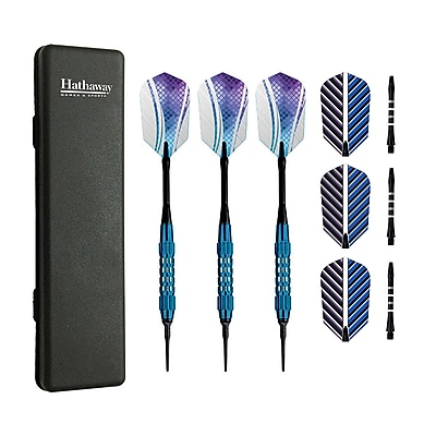 Hathaway Galaxy Soft Tip Darts Set of 3 (BG1057)