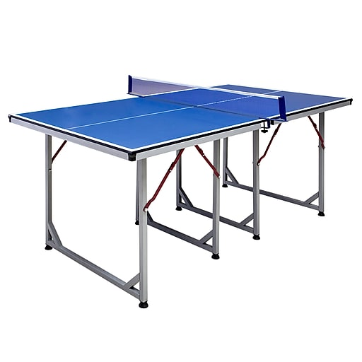 Hathaway Reflex Mid-Sized 6-ft Table Tennis Table (BG2315P)