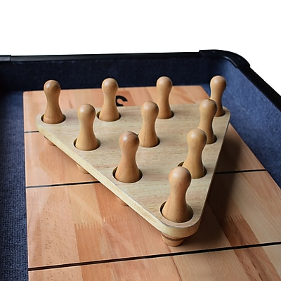 Hathaway Shuffleboard Bowling Pin Set (BG1232)