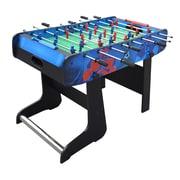 "Hathaway Gladiator 48"" Folding Foosball Table (BG1148F)"