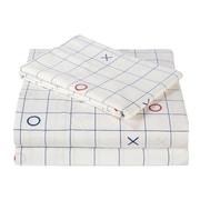 Frank & Lulu Yo Cotton Sheet Set; Full