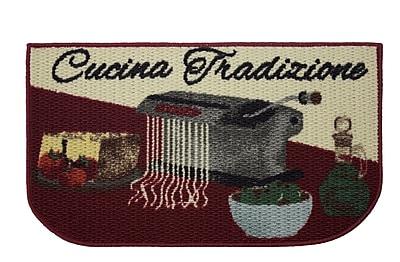 Structures Textured Loop Cucina Tradizone Kitchen Area Rug