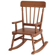 Levels of Discovery Simply Classic Kids Rocking chair; Maple Finish