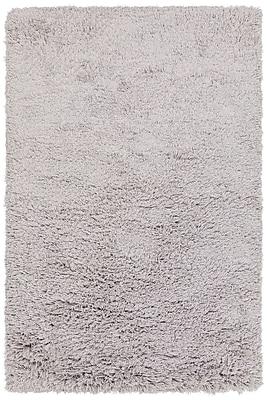 17 Stories Terrel Hand-Woven Gray Area Rug; 7'9'' x 10'6''