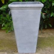 Griffith Creek Designs Aspen Pot Planter; 21.9'' H x 13'' W x 13'' D