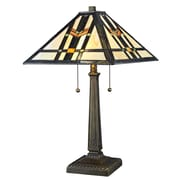 Astoria Grand Preston 23'' Metal Table Lamp