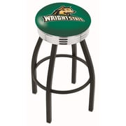 Holland Bar Stool 25'' Bar Stool; Wright State