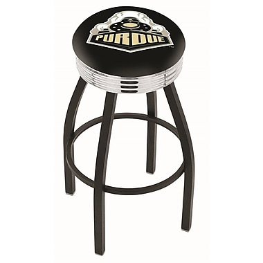 Holland Bar Stool 25'' Bar Stool; Purdue