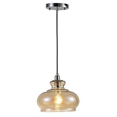Gracie Oaks Garwood 1-Light Mini Pendant
