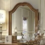 Harriet Bee Luz Arched Dresser Mirror