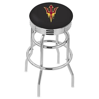 Holland Bar Stool 30'' Bar Stool; Arizona State - Pitchfork