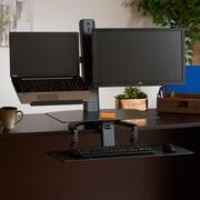 Health Postures TaskMate Go 42'' H x 30'' W Desk