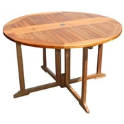 ChicTeak Butterfly Chat Table