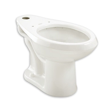 Madera Flowise High Top Spud Flush Valve 1.1 GPF / 1.6 GPF Elongated Toilet Bowl Only
