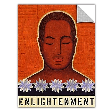 ArtWall ArtApeelz 'Enlightenment' by Gloria Rothrock Graphic Art Removable Wall Decal