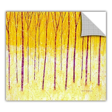 ArtWall ArtApeelz 'Fairy Forest' by Herb Dickinson Painting Print Removable Wall Decal