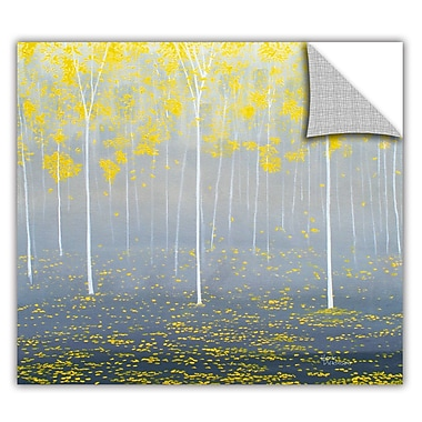 ArtWall ArtApeelz 'Verda Forest 2' by Herb Dickinson Painting Print Removable Wall Decal