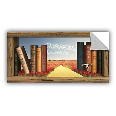ArtWall The Yellow Brick Road by Cynthia Decker Art Appeelz Removable Wall Mural