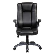 United Chair Industries LLC High-Back Executive Chair; Black